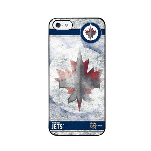 Winnipeg Jets Ice Iphone 5 Case - Peazz.com