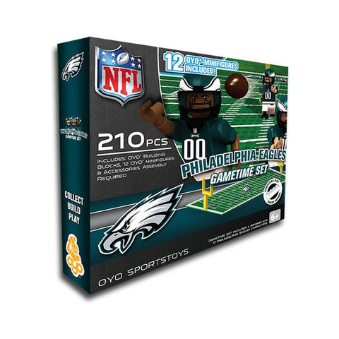 Philadelphia Eagles Game Time Set - Peazz.com