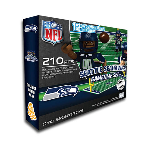Seattle Seahawks Game Time Set - Peazz.com