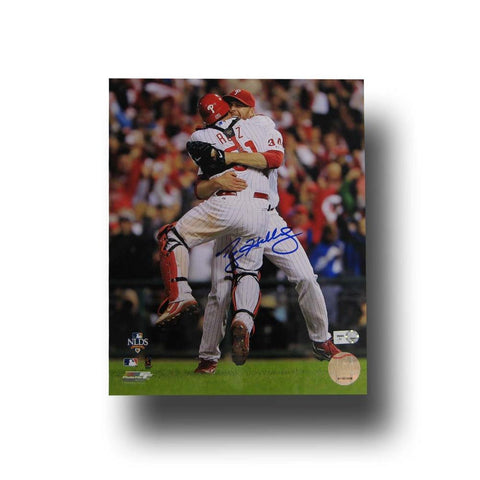 Roy Halladay 8X10 Unframed Photo From 2010 Nlds Game 1 No Hitter - Peazz.com