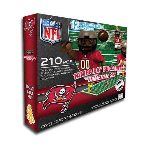 Tampa Bay Buccaneers Game Time Set - Peazz.com