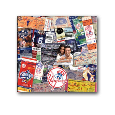 12X12 Scrapbook - New York Yankees - Peazz.com