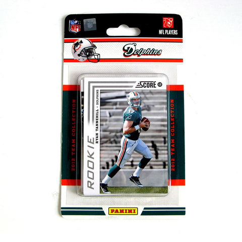 2012 Score NFL Team Set - Miami Dolphins - Peazz.com