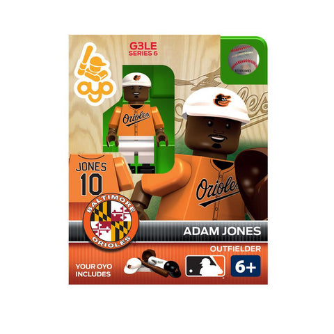 Baltimore Orioles Adam Jones Generation 3 OYO - Peazz.com