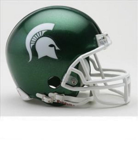 Collegiate Mini Replica Helmet - Michigan State - Peazz.com