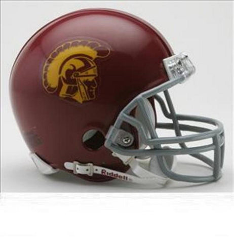 Collegiate Mini Replica Helmet - Usc - Peazz.com