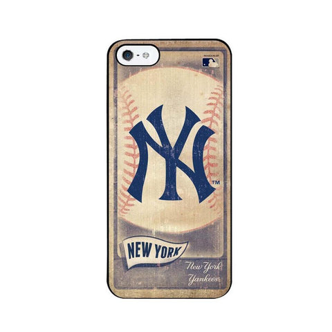 Vintage Iphone 5 Case - New York Yankees - Peazz.com