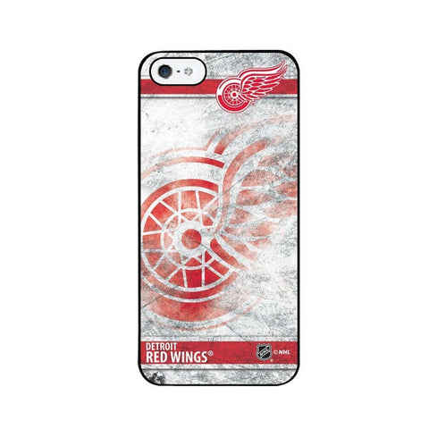 Detroit Red Wings Ice Iphone 5 Case - Peazz.com