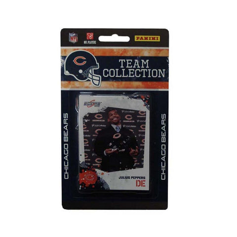 2010 Score NFL Team Set - Chicago Bears - Peazz.com