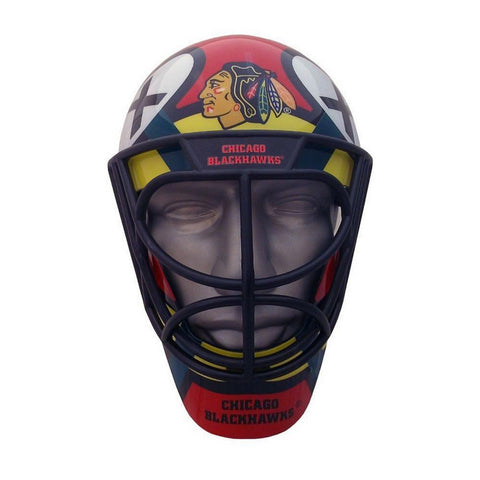 Chicago Blackhawks Foam Mask - Peazz.com