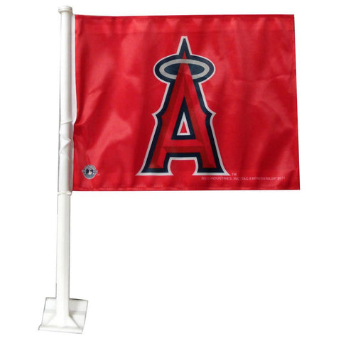 Car Flag By Rico - MLB - Los Angeles Angels of Anaheim - Peazz.com