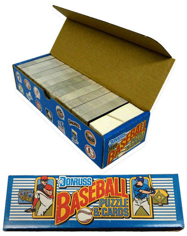 1989 Donruss Baseball Factory Set - Peazz.com