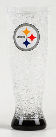 16Oz Crystal Freezer Pilsner NFL - Pittsburgh Steelers - Peazz.com