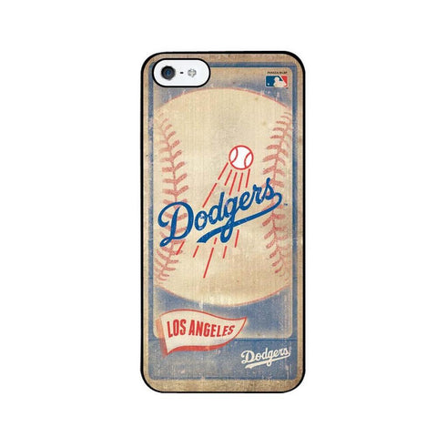 Vintage Iphone 5 Case - Los Angeles Dodgers - Peazz.com