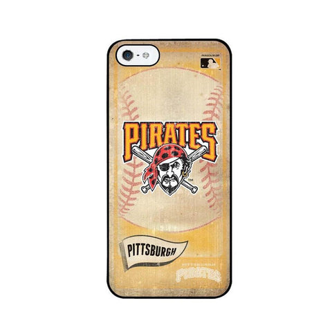 Vintage Iphone 5 Case - Pittsburgh Pirates - Peazz.com