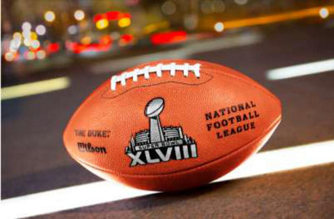 Super Bowl 48 Game Football - Peazz.com