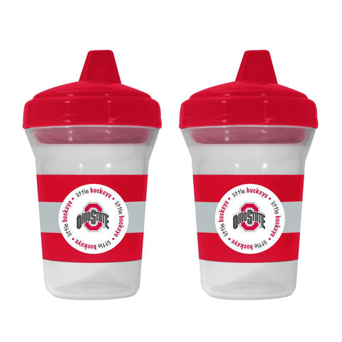 Sippy Cup 2-Pack - Ohio State - Peazz.com