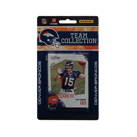 2010 Score NFL Team Set - Denver Broncos - Peazz.com