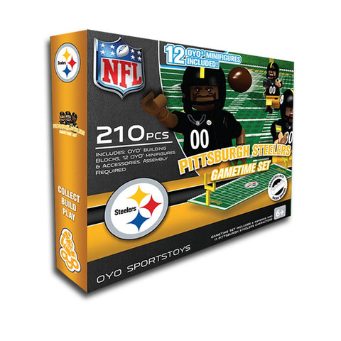 Pittsburgh Steelers Game Time Set - Peazz.com