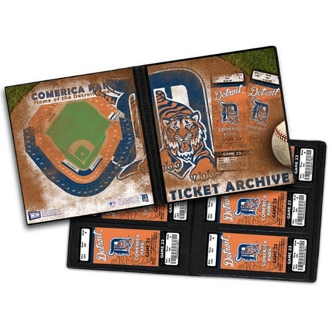 Ticket Album MLB - Seattle Mariners (Holds 96 Tickets) - Peazz.com