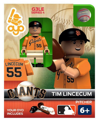 San Francisco Giants Tim Lincecum Generation 3 OYO - Peazz.com