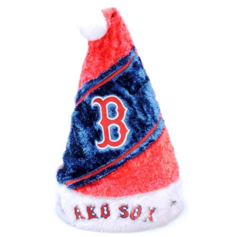 Forever MLB Himo Santa Hat - Red Sox - Peazz.com