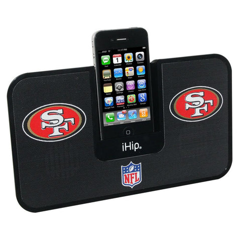 Portable Premium Idock With Remote Control - San Francisco 49ers - Peazz.com