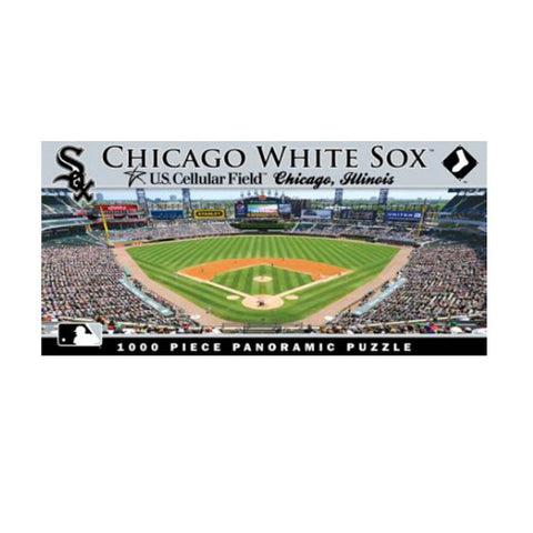1000 Piece Ballpark Puzzle - Chicago White Sox - Peazz.com