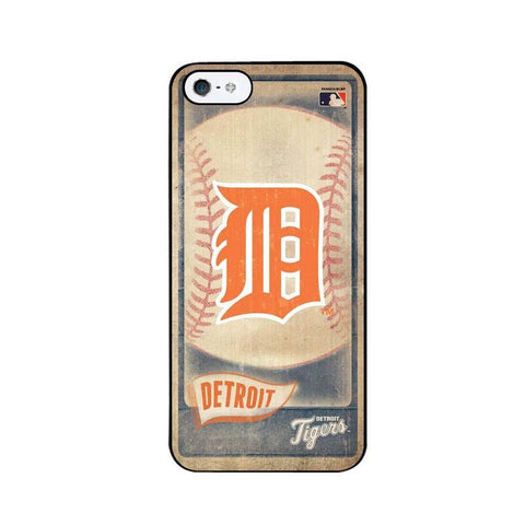 Vintage Iphone 5 Case - Detroit Tigers - Peazz.com