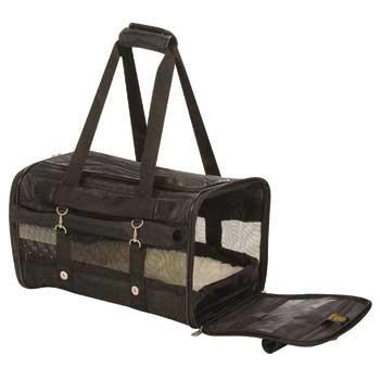 Sherpa 64501 Roll-Up Bag Black (Small) - Ships Free to USA & Canada - Peazz.com