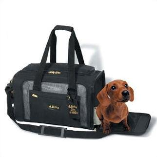 Sherpa 11721 Delta Deluxe Pet Carrier (Medium) - Peazz.com