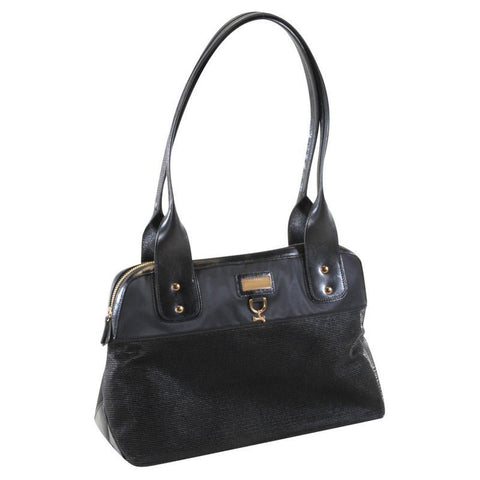 Sherpa 43042 Tote Around Town Medium Black - Peazz.com