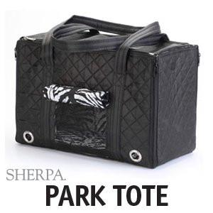 Sherpa 55101 Park Tote - Black - Medium - Peazz.com