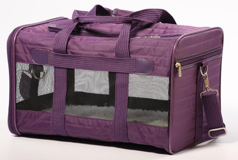 Sherpa 55544 Original Deluxe Medium Plum - Peazz.com
