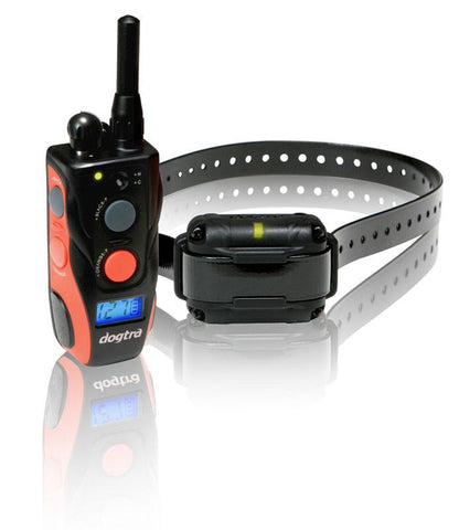 Dogtra SureStim M Plus 1/2 Mile Remote Trainer - Expandable to 2 Dogs - Peazz.com