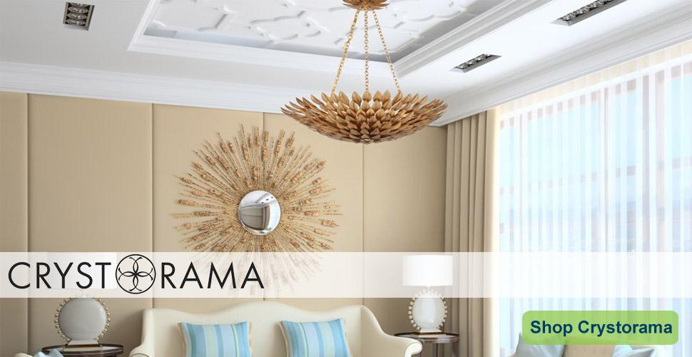 Crystorama Light Fixtures