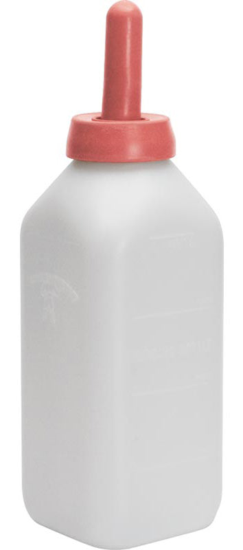 2-Quart Livestock Bottle, Snap-On Nipple