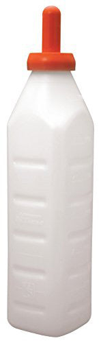 3-Quart Livestock Bottle, Snap-On Nipple