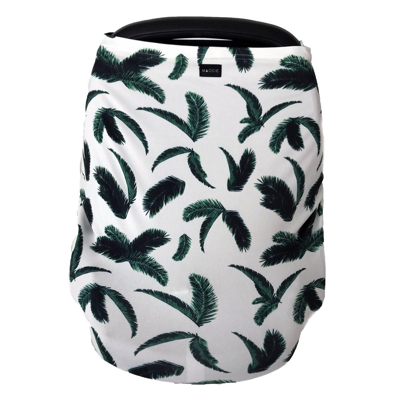 palm leaf multi-use stretchy cover