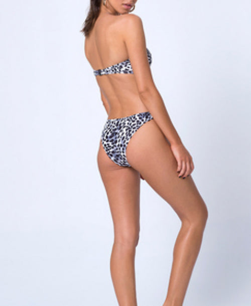 Dita Bikini Bottoms Dalmatian Print - Bikini Bottoms - Motel Rocks - Dakota Collective