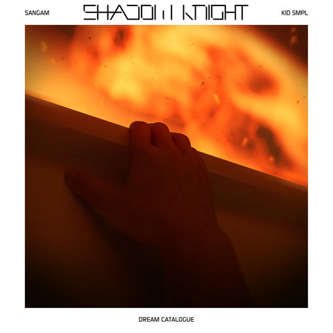 Sangam & Kid Smpl - Shadow Knight (album cover)