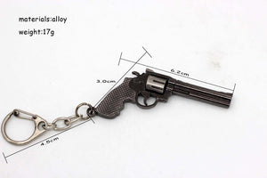 Guns Key chain / pendant - 10 Styles