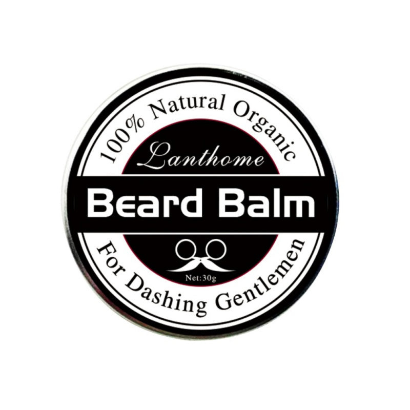 Organic Beard Balm with Leave in Moisturizer - 25g