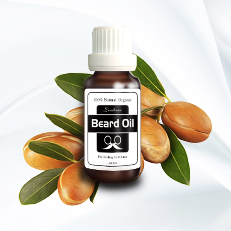 100% All Natural Original Beard & Mustache Growth Oil - 20ml
