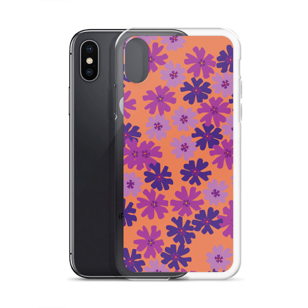 Wild Floral iPhone Case
