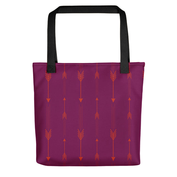 "Our tote is a great gift for Mother's Day or any occasion. Bring this 15"" x15"" tote to the farmers market or out shopping"