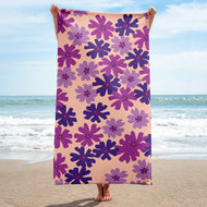 Wild Summers Beach Towel
