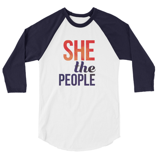SheThePeople. Support women in office, support women around you.