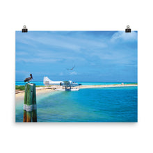 Dry Tortugas National Park | Photo paper poster