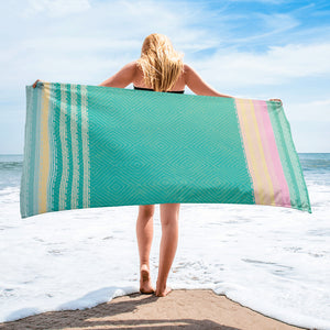 Summer VIBES! Beach Towel